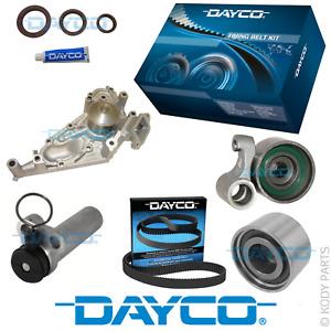 DAYCO TIMING BELT KIT & WATER PUMP - for Lexus LS400 4.0L V8 UCF20R (1UZ-FE eng)