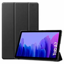 """Funda Samsung Galaxy Tab A7 T500 / T505 10.4"""" Polipiel Flip Cover Plegable"""