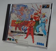 FINAL FIGHT SEGA MEGA CD japan