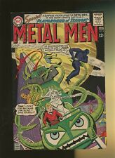 Metal Men 8 FN+ 6.5 * 1 Book Lot * Playground of Terror by Kanigher & Andru!