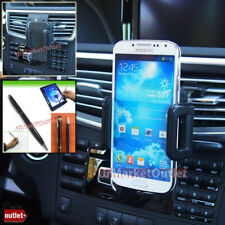 Car Dash Air Vent  Universal Cell Mobile Phone Mount Clip Holder + Stylus Pen