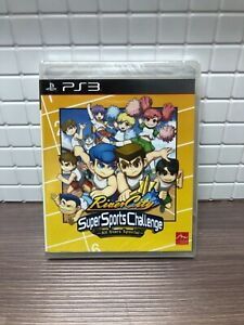 River City Super Sports Challenge (PS3, sealed, NEW, RARE)