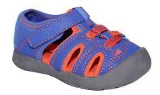 GARANIMALS BOY Sz 3 Infant TODDLER BABY Hiking Sandals SHOES  BLUE ORANGE SUMMER