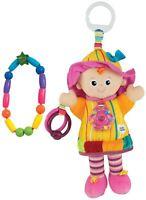 Lamaze MY FRIEND EMILY & BEADS TEETHER GIFT SET Baby Developmental Toy