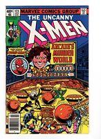 Uncanny X-Men #123, VF 8.0, Nightcrawler, Arcade, Wolverine, Storm, Banshee