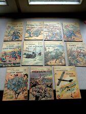 WWI COLLECTION PATRIE de la Grande Guerre 1914/1918,11 titres