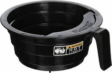 Bunn 205830003 Black Plastic Funnel With Decals And Splashgard