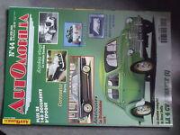1µ? Revue Automobilia n°44 4 CV Renault Studebaker Lark La Farman Matra Simca...