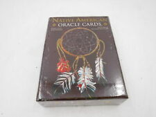 Native American Spirituality Oracle Card Deck Wiccan Pagan Metaphysical