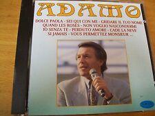 ADAMO OMONIMO CD MINT-  JOKER BOLLO SIAE A SECCO