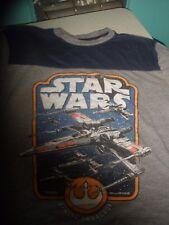T-Shirt Star Wars X-Wing Squadron Retro Style  Fifth Sun