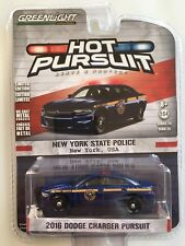 2017 GreenLight Hot Pursuit NEW YORK STATE POLICE 2016 DODGE CHARGER PURSUIT!