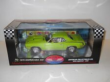 Highway 61 1:18 Diecast - 1970 Barracuda 440 50228 Sublime Green Supercar LE