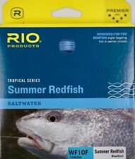 Rio Summer Redfish WF10F Blue Sand Free Expedited Shipping 6-21023
