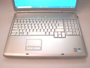 """Dell Inspiron 1721/Amd 64X2 TL-60 2.00ghz/4gb/250gb/Windows 10 Pro/Webcam/BT/17"""""""