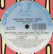 NELSON CRUZ - What's The Need ? - Cruzin Nelson
