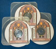 ONE OF A KIND 114 OTR 3 mp3 cd Radio Shows never aired or only surviving edition