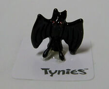 Boo Bat Red Halloween animal Tynies Tiny Glass Figurines Collectibles New 0085