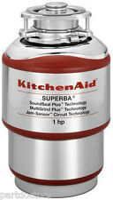 NEW KitchenAid 1HP Continuous Feed Food Waste Disposer Garbage Disposal KCDS100T