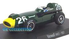 1:43 VANWALL VW 57 - RBA F1 (1957) - Stirling Moss (012)