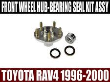 Fits:Toyota Rav4 1996 1997 1998 1999 2000 Front Wheel Hub & Bearing Kit Assembly