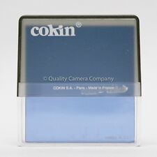"""COKIN """"A"""" SERIES A021 BLUE 80B FILTER - CONVERT TUNGSTEN 3400K>DAYLIGHT - NOS"""
