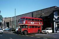 London Transport RT2778 Hornchurch 1970 Bus Photo