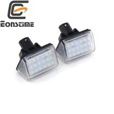 2pcs Car 18LED License Plate Light for Mazda CX-7 Speed 6 MazdaSpeed6 2012 CX-5