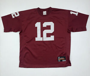 Vintage Adidas Joe Namath Alabama Jersey Size 52 NCAA Adidas True School