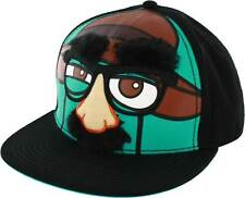 Phineas and Ferb Agent P Disguise Faux Fur Adjustable Baseball Cap