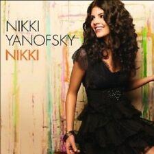 """NIKKI YANOFSKY """"NIKKI"""" CD NEU"""