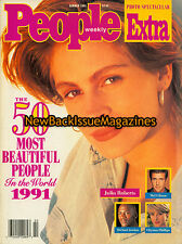 People 5/91,Julia Roberts,The 50 Most Beautiful People in the World 1991,NEW