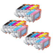 18 New Ink Pack w/ smart chip for Canon CLI-8 PC PM iP6600D iP6700D