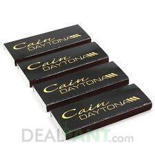 OLIVA CAIN DAYTONA BLACK CIGAR PACK BOX WOODEN MATCHES *NEW IN BOX*