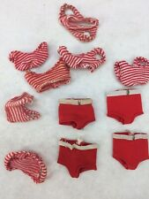 LOT OF 1960'S MATTEL SKOOTER TWO-PIECE SWIMMING SUITS SKIPPER'S FRIEND BARIBE