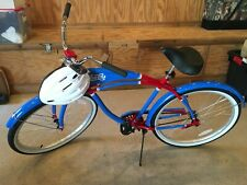 Collection Edition Pepsi Bike Bicycling with Helmet