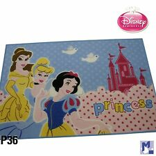 Disney Teppich P36 Princess - Prinzessinen *Castle 80x120 NEU
