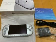 PSP Playstation Portable PSP-3000MS Mystic Silver from japan game SONY