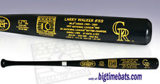 COLORADO ROCKIES LARRY WALKER LOUISVILLE SLUGGER  HALL OF FAME BAT