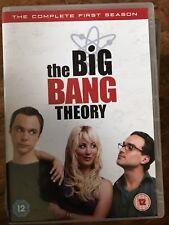 Johnny Galecki BIG BANG THEORY SEASON 1 ~ US Comedy Series UK DVD Box Set