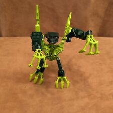 8974 Lego Complete Bionicle Agori Tarduk green action figure