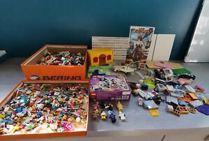 Gros lot LEGO**NEUF** et **occasion** plaque/boites/vrac +4kg