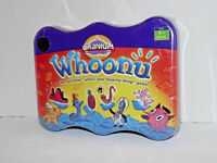 Cranium Whoonu Board Game New Sealed Tin Ages 8+  2005  (a)