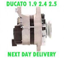 FIAT DUCATO 1.9 2.4 2.5 1982 1983 1984 1985 1986 1987 to 1994 RMFD ALTERNATOR
