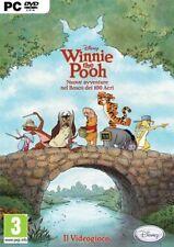 Winnie The Pooh - Nuove Avventure Nel Bosco Dei 100 Acri  PC DVD-Rom