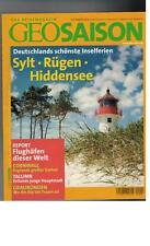 Geo Saison - Sylt Rügen Hiddensee - 2004