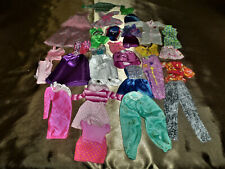 Barbie Doll Clothes Lot of 80s, 90s Dresses And More
