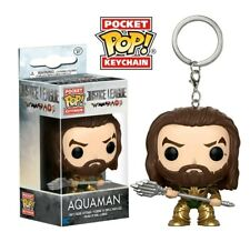 Justice League Movie - Aquaman Pocket Pop! Keychain-Fun13792