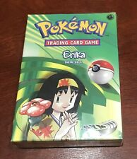 Pokemon Trading Card Game Theme Deck: GYM HEROES - ERIKA. Factory Sealed
