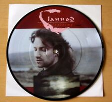 "AS NEW! BONO (U2) AND CLANNAD 1989 IN  LIFETIME  7"" VINYL PICTURE PIC DISC"